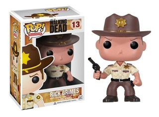 Funko Pop! Rick Grimes 13 - The Walking Dead