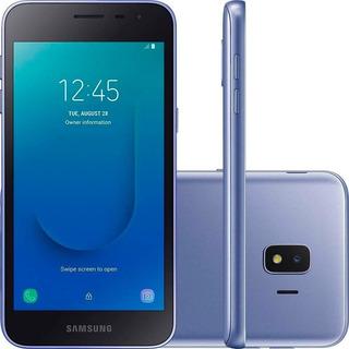 Smartphone Samsung J2 Core, Prata, J260m,tela De 5, 16gb,