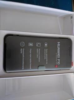 Huawei P10 32 Gigas Libre.negro.nuevo. $8500 Con Envío.