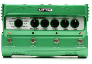Pedal Line 6 Delay 16 Stereo Dl4
