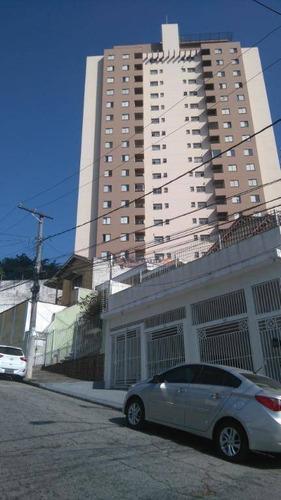 Imagem 1 de 22 de Apartamento À Venda, 64 M² Por R$ 490.000,00 - Freguesia Do Ó - São Paulo/sp - Ap0002