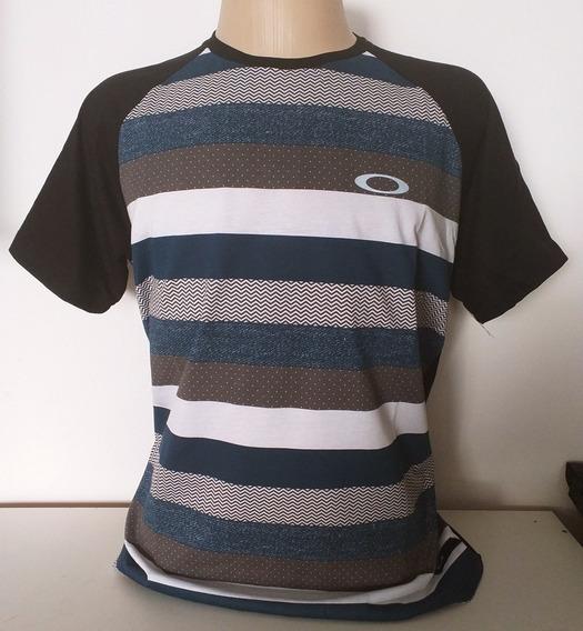 Camisetas Oakley Refletiva Olho De Gato