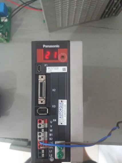Reparo Servodrive Panasonic Mcdjt Mbdjt