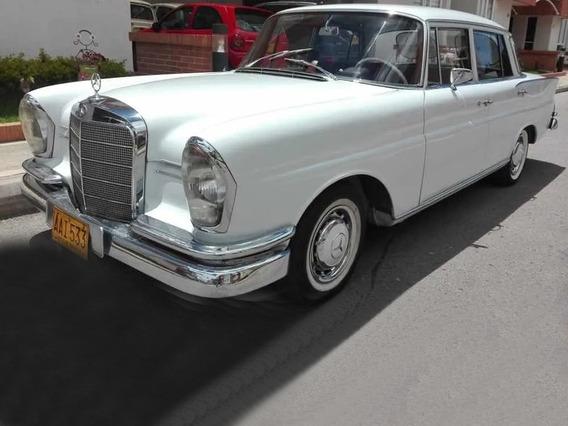 Mercedes-benz 1965