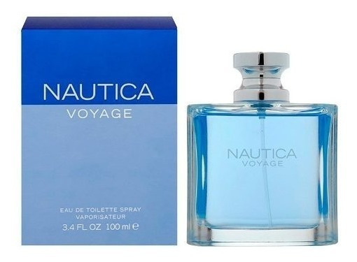Perfumes Originales- Náutica Voyage For Men - Nautica 100ml