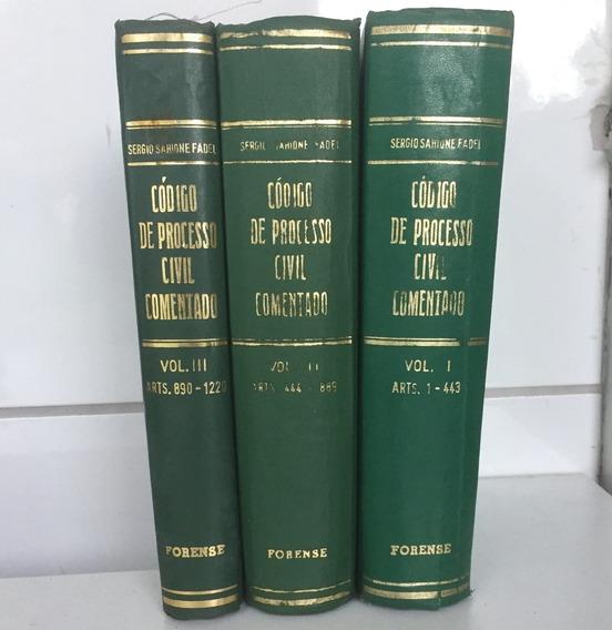 Código De Processo Civil Comentado (sergio Sahione Fadel)