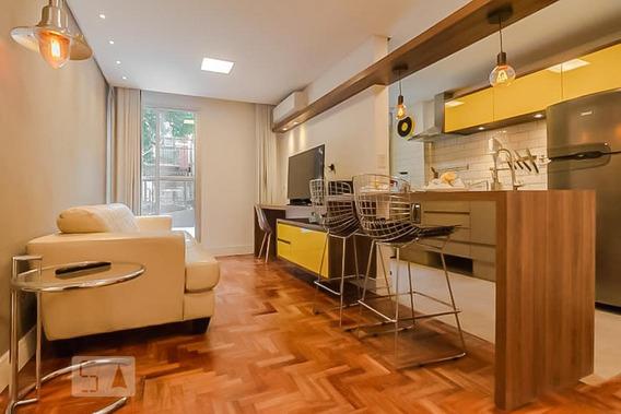 Apartamento Para Aluguel - Bela Vista, 1 Quarto, 39 - 893075371
