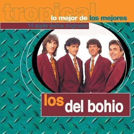 Cd Los Del Bohio Lo Mejor De Los Mejores Vol 1 Open Music L-