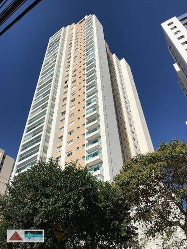 Imagem 1 de 30 de Apartamento Com 3 Dormitórios À Venda, 254 M² Por R$ 2.900.000,00 - Tatuapé - São Paulo/sp - Ap6566