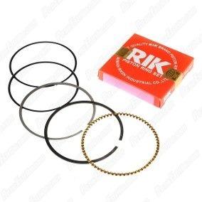 Jogo Anéis Pistão Cb-300r /xre-300 09/17 0,25 Rik - 3153