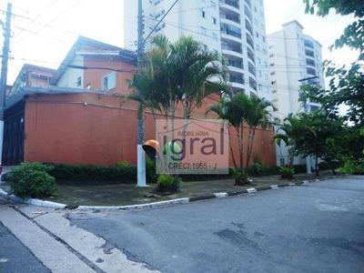 Sobrado Com 3 Dormitórios À Venda, 80 M² Por R$ 750.000 - Vila Santa Catarina - São Paulo/sp - So0143