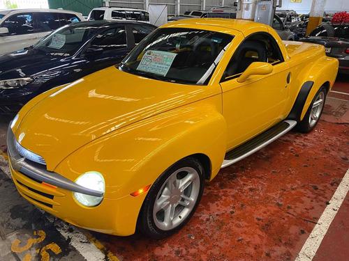 Imagen 1 de 14 de Chevrolet Ssr Súper Cargada