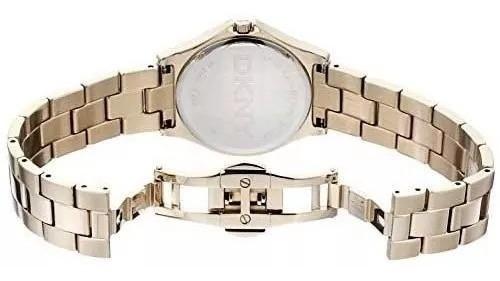 Relógio Feminino Dkny Analógico - Resistente À Água Ny2366