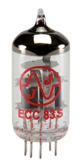 Válvula 12ax7 Tesla Jj Ecc83 S / Ecc83s 7025 Original