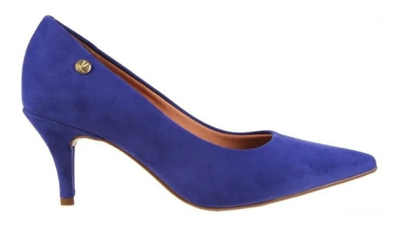 Zapatos Vizzano Stilettos Moda Mujer Gamuza Taco 7 Cm 1185 Hot Rimini