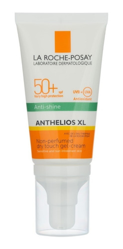 La Roche Posay Anthelios Xl Fps50+ Gel Crema Toque Seco 50ml
