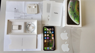 # iPhone Xs 512gb Cinza Esp Mt9a2ll/a 92% Acc Nov Gar Nf Loj