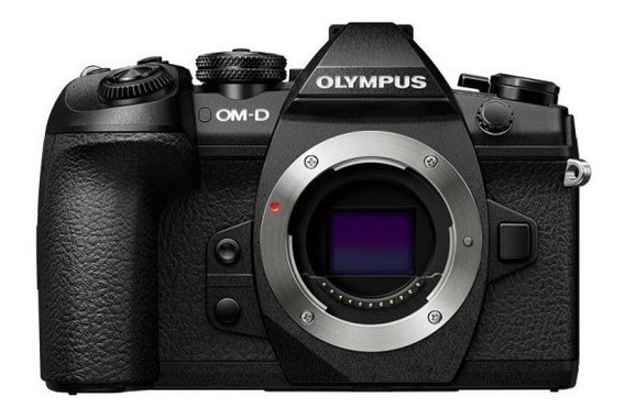 Câmera Olympus Om-d E-m1 Mark Ii Corpo - Preto