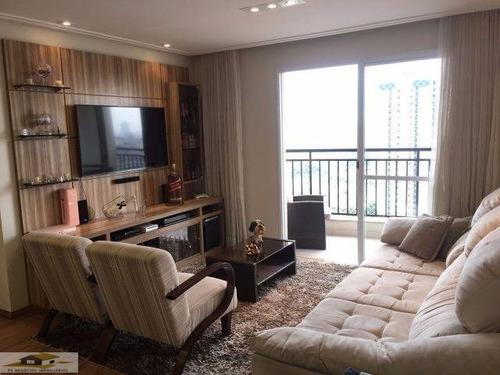 Imagem 1 de 18 de Apartamento A Venda No Bairro Vila Moinho Velho Em São - Aps586-1