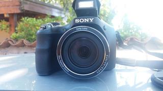 Camara Super Zoom Sony Dsc H300