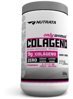 Colageno Only Woman 300g - Nutrata