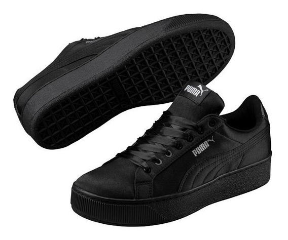 Puma Vikky Platform Ep Black 365239 02