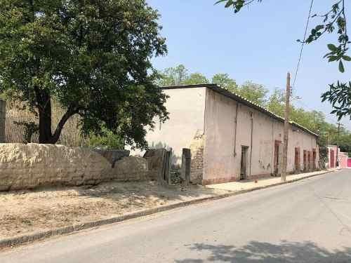 Terreno Habitacional En Venta Centro Garcia