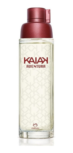 Perfume Kaiak Aventura Natura Original 100 Ml