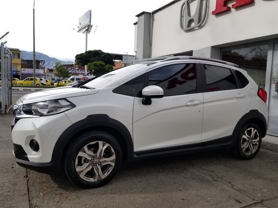 Honda Wr-v Lx Motor 1.5 M 2.018 Blanco Perla Andes