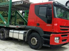 Iveco Stralis 460 2011 4x2 Sem Entrada Scania 420 380 440