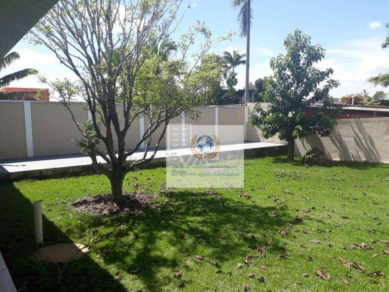 Chácara Guará Com 2 Dormitórios Para Alugar, 1000 M² Por R$ 2.600/mês - Chácara Santa Margarida - Campinas/sp - Ch0072
