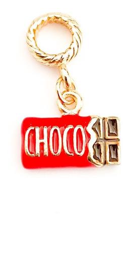 Imagem 1 de 1 de Berloque Chocolate - Bd_1205