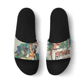 8d98848010 Chinelo Sandalia Side Beach Roar Katy Perry