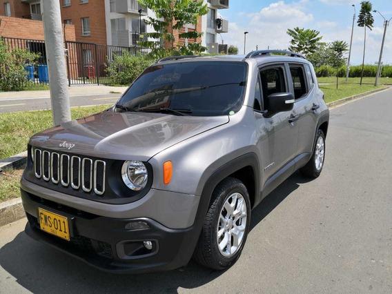 Jeep Renegade Automatico 4x2
