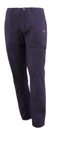 Pantalon Hombre Lascar Cotton Pant Azul Lippi