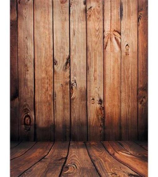 2x1.5m * 1m Andar Parede Madeira Estúdio Prop Fotografia Fu