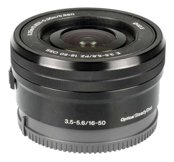 Objetiva Sony E 16-50mm Oss F3.5-5.6