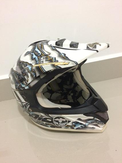 Capacete Scorpion Motocross