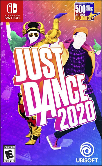 Just Dance 2020 - Switch - Pronta Entrega! Midia Fisica!