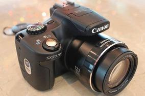 Câmera Canon Sx50hs + Cartão De Memória