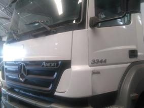Caminhão Mb Axor 3344 Premium 6x4 Ano 2011