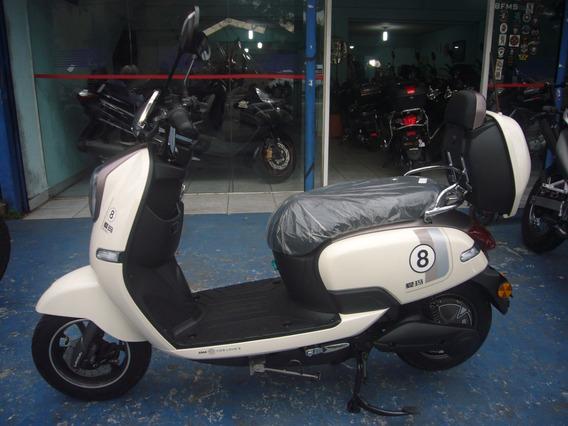 Moto Eletrica Aima Modelo Aio 0k R$ 5.800 500 W