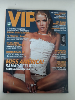 Revista Vip Galisteu no Mercado Livre Brasil