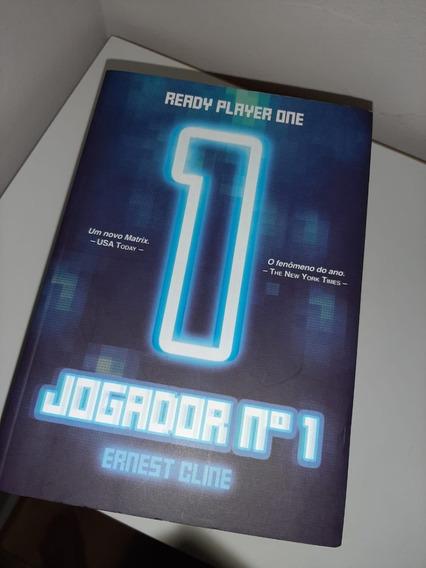 Livro Jogador Numero 1 (um)
