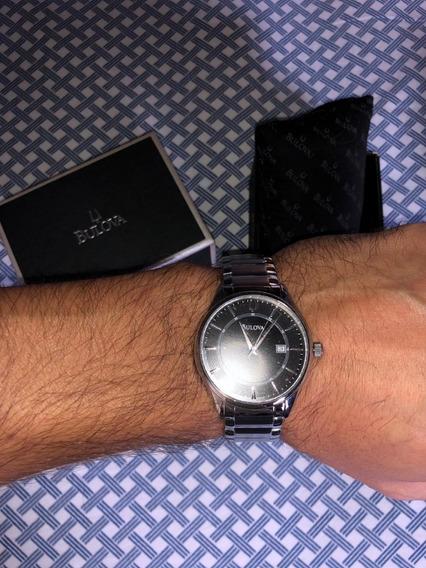 Relógio Bulova Masculino - Original, Novo, Caixa C/ Garantia