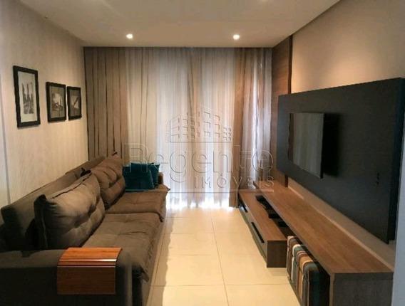 Apartamento A Venda No Bairro Campinas Em Sao Jose - V-77111