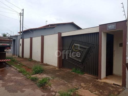 Casa À Venda, 70 M² Por R$ 230.000,00 - Residencial Araguaia - Anápolis/go - Ca0617