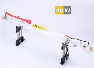 Tubo Láser Co2 40w Cnc - Laser 700mm - Corte Grabado