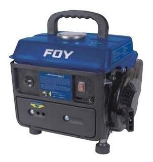Generador 800 W 1 Hp Foy Planta De Luz Electrico - Gg380