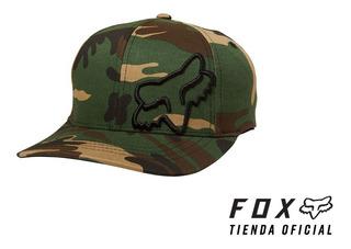 Gorra Fox Niños Youth Flex 45 Flexfit #58409-027 - Oficial